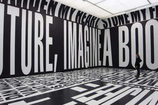 Barbara Kruger - past-present-future (www.thecitrusreport.com)